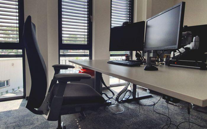 Arbeiten am IT Campus Coworking Netzlink