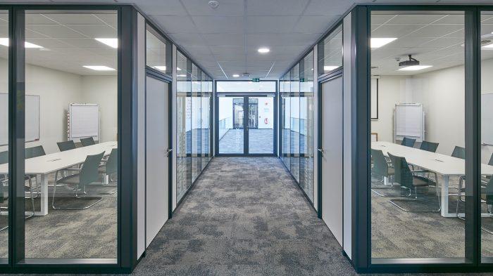Meetingräume am Campus